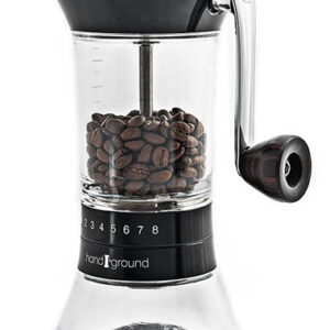 młynek do kawy Handground Precision Manual Coffee Grinder Black